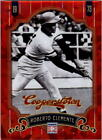 2012 Panini Cooperstown Crystal Collection Red - You Choose - *WE COMBINE S/H*