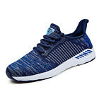 Men Breathable Running Shoes Big Size Light Sport Mesh Athletic Casual Shoes Hot