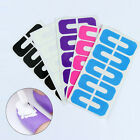BORN PRETTY Peel Off Tape Spill-proof Nail Protector U-shape Finger Decal DIY