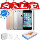 Apple iPhone 6s 16-128GB Factory GSM Unlocked-Space Gray Silver Gold Rose BHU88
