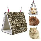 Pet Bird Parrot Small Animal Warm Hammock Cage Hut Tent Bed Hanging Nest Cave