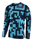 Troy Lee Designs 2018 GP Air Jersey Maze Turquoise/Navy Youth All Sizes