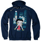 Betty Boop Square Pullover Hoodies for Men or Kids $31.56 USD