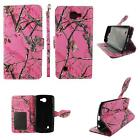 Case For LG K4 Vs425 Wallet Case Mobile Cover Phone Cases Dual Layer Design