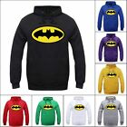 Men's batman printing coat cultivate one's morality hoodies fleece Sweats Coats