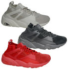 Puma BOG Sock Core Mens Lace Up Black White Red Trainers 362038