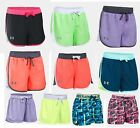 Under Armour Girl's Heat Gear Shorts Variety of Styles