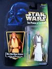 STAR WARS GREEN POTF2 'HOLOGRAM' CARDED FIGURES - ALL MOC - SEE PHOTOS!