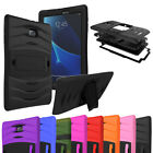 Hybrid Rubber Shockproof Armor Hard Case Cover For Samsung Galaxy Tab A 7.0 T280