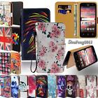 For Various ZTE SmartPhones - Leather Wallet Card Stand Magnetic Flip Case Cover