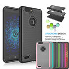 ZTE blade z max / zmax pro 2 / sequoia Hybrid Shockproof Armor Hard Cover Case