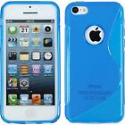 Best Case For Iphone 5cs - Silicone Case for Apple iPhone 5c S-Style logo Review