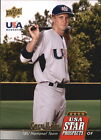 2009 Upper Deck Signature Stars USA Star Prospects - You Choose - WE COMBINE S/H