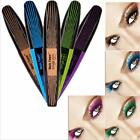5 Colors Professional Lady Natural 3D Lashes Eye Eyelash Curling Mascara