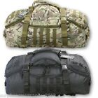 FREE NEXT DAY!! ARMY DUFFLE HOLDALL BAG 60 LITRE RUCKSACK MTP CADET TRAVEL BAG