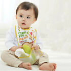 cute Cartoon Pattern Baby Bib Toddler New Waterproof Overclothes Baby Pinafore