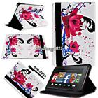 For Various Amazon Kindle Fire 7 inch Tablet FOLIO LEATHER STAND CASE COVER