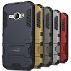 CoverON for Samsung Galaxy J1 / Galaxy Amp 2 Case Hybrid Armor Hard Cover