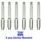 Dental Mandrel Soflex Flexi Disc Fit RA Shank For Polishing Disk 3M 1983RA