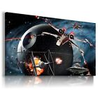 SW38 STAR WARS FANTASY MOVIE Canvas Wall Art Picture Large SIZES
