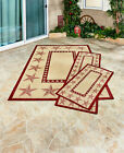 Themed Indoor/Outdoor Rug Colletion Porch Living Room Various Designs Home Decor