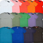 Tommy Hilfiger Mens T-Shirt Lot Of 5 Crew Neck Tees Solid Th Logo All Sizes Nwt
