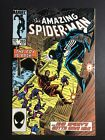 The Amazing Spider-Man No. #265 First 1st Appearance Silver Sable High Grade