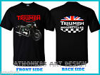 NEW Triumph Bonneville T100 Steve McQueen Edition TEE SHIRT $18.0 USD