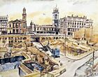 Holborn Viaduct London by Louisa Puller. Highest Quality Made in U.S.A. Prints