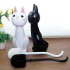 Cute Toilet Brush Shaped Like a Cat