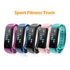 Waterproof Smart Calorie Sleep Monitor Bracelet Watch Step Sport Fitness Tracker