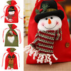 Cute Small Snowman Elk Kids Candy Gift Bags Xmas Festival Christmas Party Decor