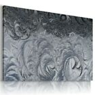FROST ON GLASS ABSTRACT MODERN CANVAS WALL ART PICTURE LARGE AZ235 X MATAGA .