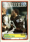 1983 Topps Football group #2 - You Pick - Buy 10+ cards FREE SHIP $0.99 USD