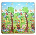 New 2x1.8m or 3x1.8m 20mm Thick Large Baby Play Mat Double Sided Animal Alphabet <br/> 20% off with code PAYOFF20. Ends 13/08. T&amp;Cs apply.