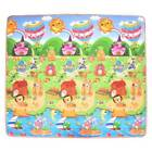 New 2x1.8m or 3x1.8m 20mm Thick Large Baby Play Mat Double Sided Animal Alphabet
