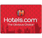 Hotels.com Gift Card $25, $50, or $100 - Fast email delivery <br/> CA Only. May take 4 hours for verification to deliver.