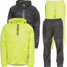 Caterpillar Rain Jacket or Pants Mens Typhoon Packable Waterproof Jacket, Pants