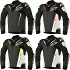 Alpinestars Atem v3 Leather Motorcycle Riding Jacket Mens All Sizes & Colors