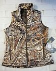 Under Armour 1282702 Women's $99 Frost Puffer Vest Realtree Max-5