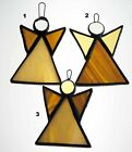 Stained Glass Suncatcher Angels