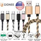 Micro USB Charging Phone Data Sync Charger Cable For Gionee James Bond 2 $2.49 USD