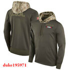 Nike 2017 NFL Salute to Service Camo Hoodie/Hoody Mens Limited Edition STS-New
