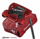New TaylorMade Spider Tour Red (Day) Putter choose Length FREE SHIPPING