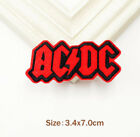 DIY Embroidered Rock Metal Punk Music Band Iron On Sew On Bags Patch Badge Gift