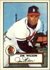 1983 Topps 1952 Reprint BB Card #'s 251-407 - You Pick - Buy 10+ cards FREE SHIP