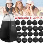 LOT1~20 Pop Up Spray Tanning Tent Portable Sunless Change Room Tan Booth Bag SE