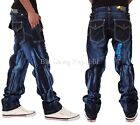 Peviani Mens Boys True Blue Star Kenet Jeans Religion Money Time Is Hip Hop Club