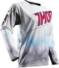 Thor 2017 S7 Fuse Air Lit Jersey White/Red Mens All Sizes