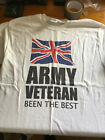 Army veteran BEEN THE BEST T-shirt CLOSING DOWN SALE
